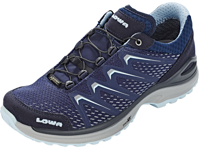 Lowa Maddox GTX Zapatillas bajas Mujer, navy/ice blue